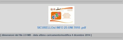UNI EN ISO 7010